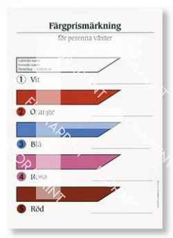 Färgpriskod A4